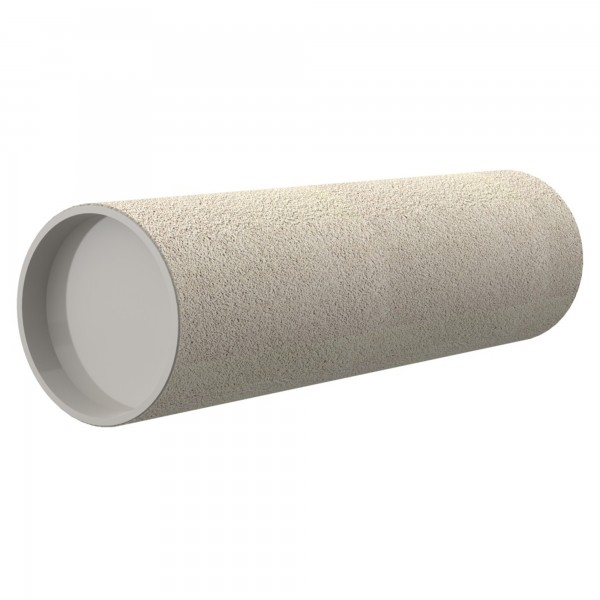 Zement-Verbund-Rohr mit Spezialbeschichtung ZVR